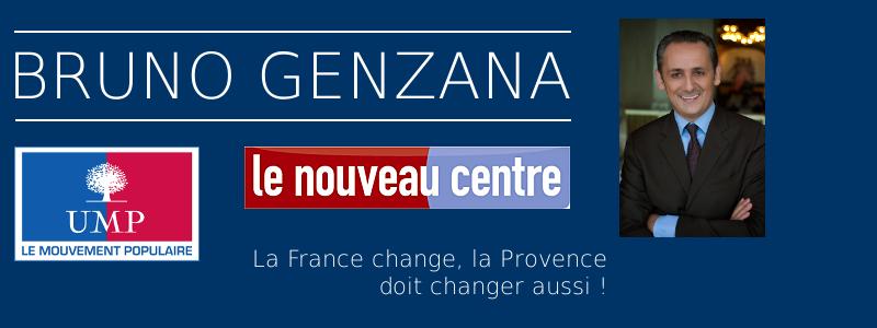 Bruno Genzana pour une nouvelle politique en région PACA