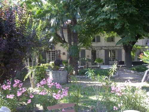 Vacances chambre d'hôte Bouches-du-Rhône, réservez Mas de La Chamade