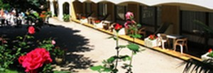 Hôtel 3 étoiles Vernet les Bains, allez à l'Hôtel le Mas Fleuri