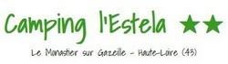 Camping Auvergne pas cher, pensez le Camping l'Estela, un camping au Monastier sur Gazeille en Auvergne