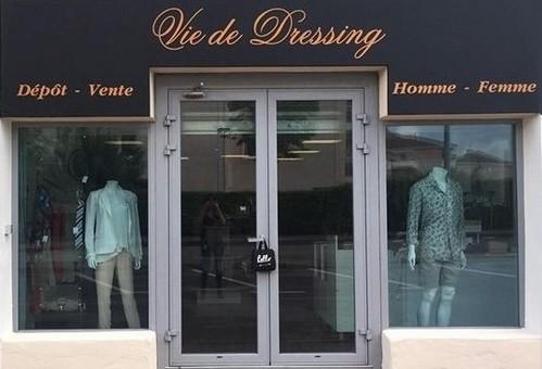 Dépôt vente vêtements Aix-en-Provence pensez à Vie de Dressing